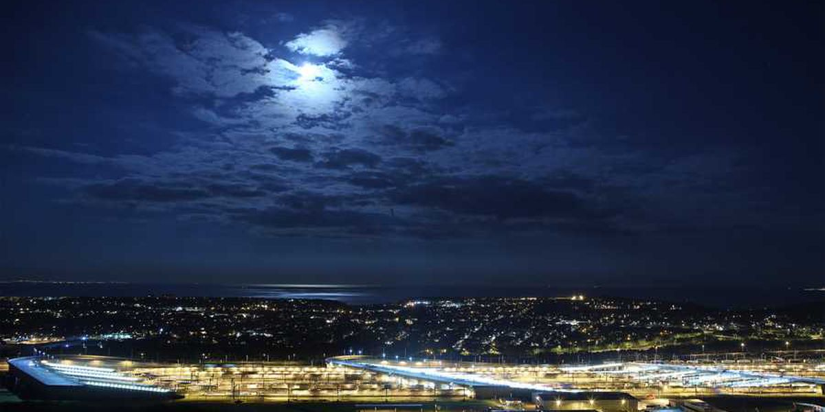 A rare blue moon will light up the night sky this Halloween