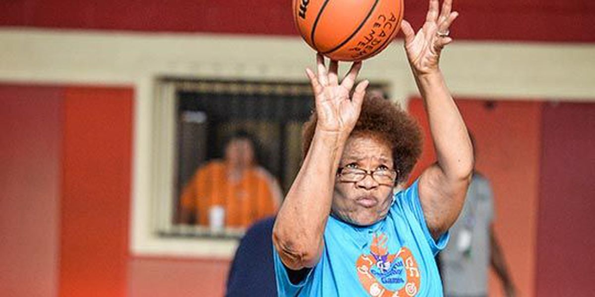 Be an Olympian by taking part in the Senior Games in Kannapolis