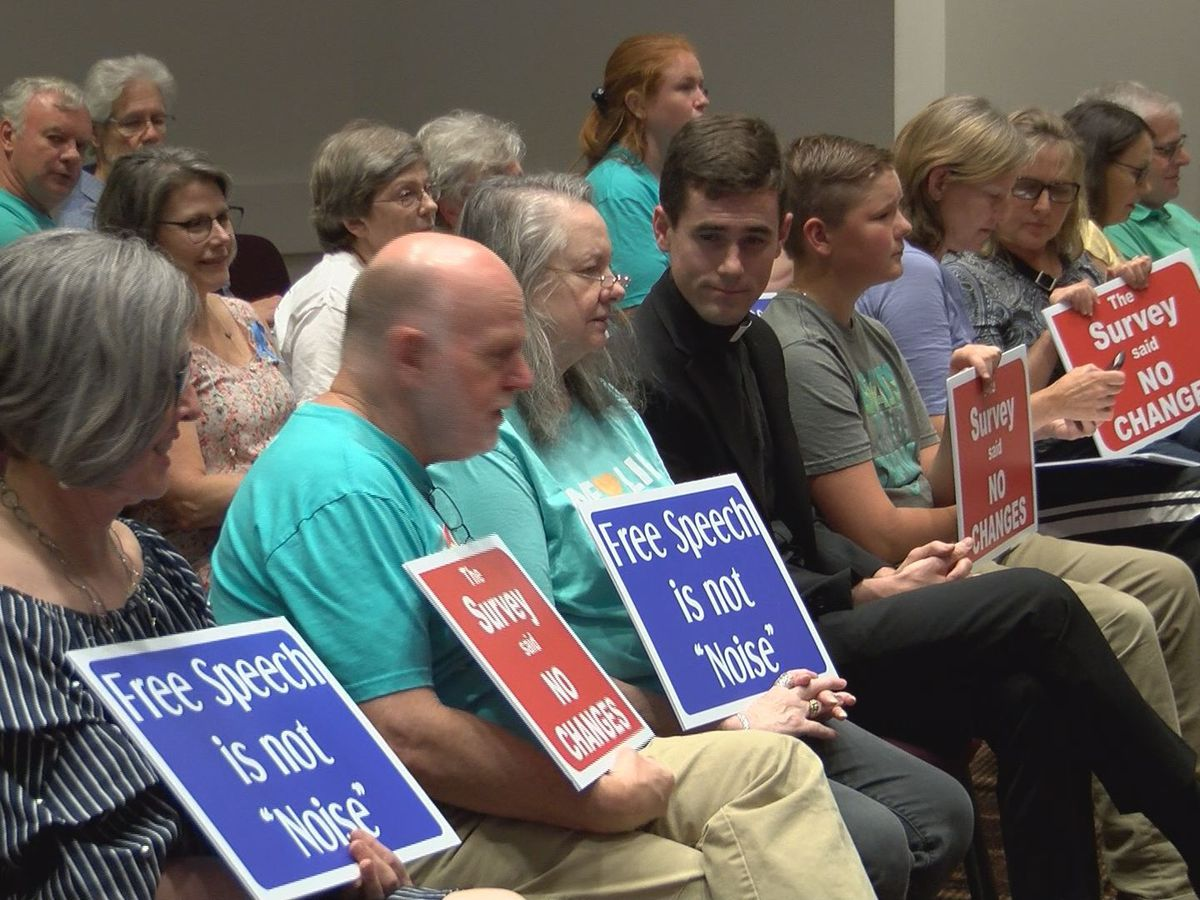 Proposed noise ordinance attracts controversy in Charlotte council meeting