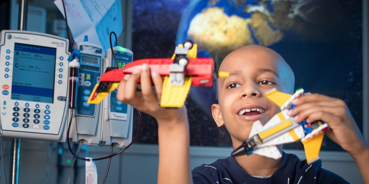 SpaceX announces plans for first all-civilian space flight to benefit St. Jude Children's Research Hospital