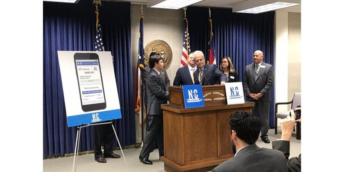 Bill introduced that would provide $400 to NC teachers for classroom supplies
