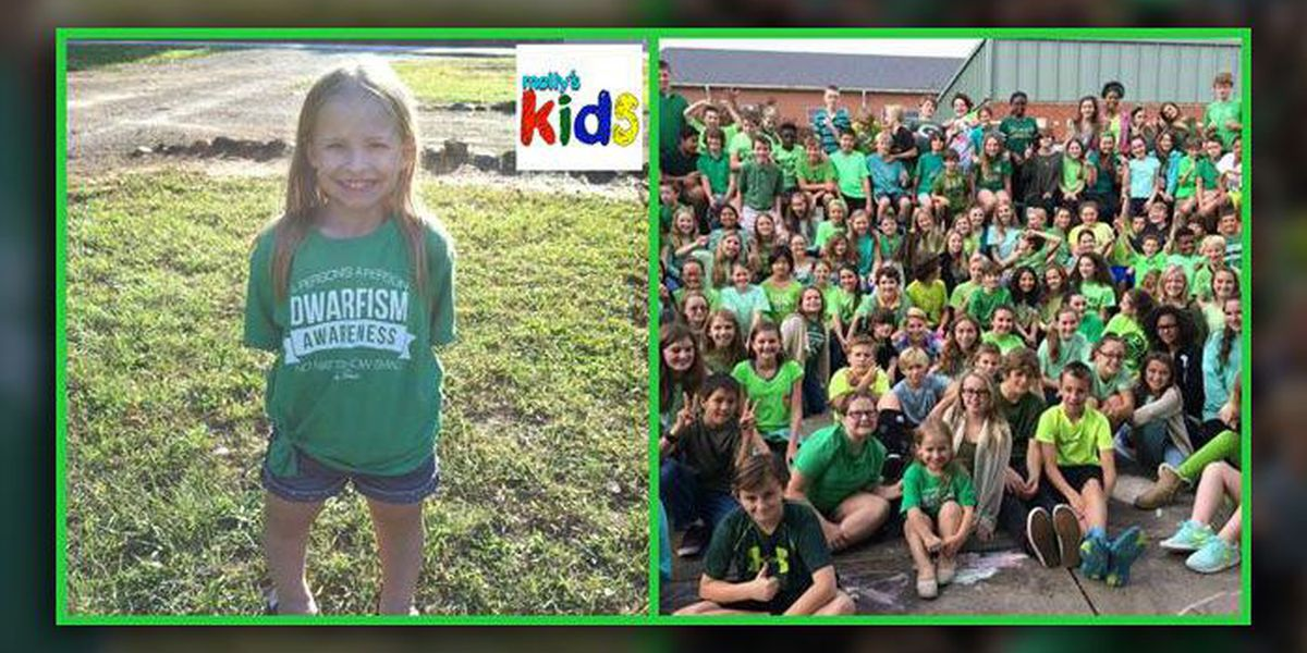 Molly's Kids: A 3'2'' pre-teen in Mooresville, making a difference in dwarfism awareness