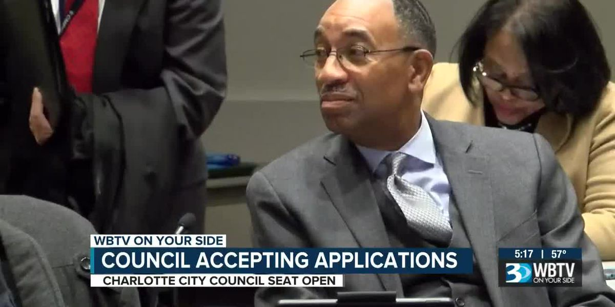 Charlotte City Council accepting applications