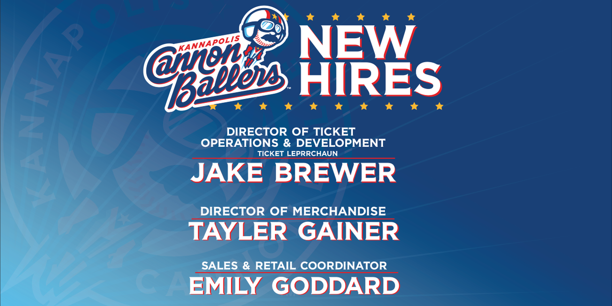 Kannapolis Cannon Ballers announce new staff members