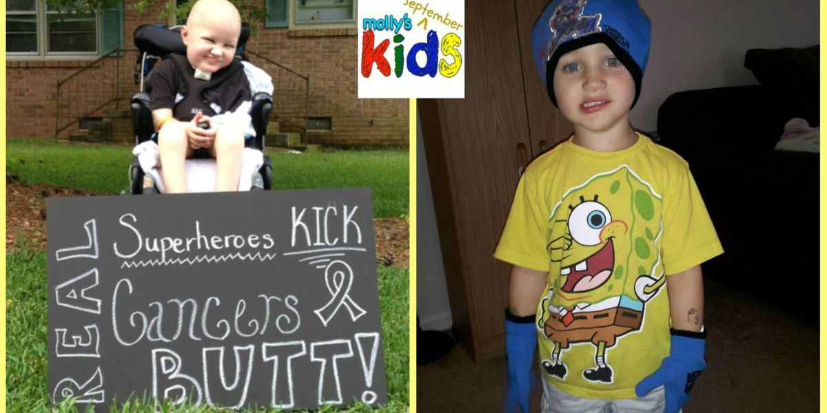 Molly's Kids (Sept. 3): Clover boy's battle with medduloblastoma