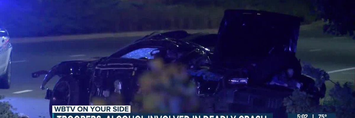 Troopers: Alcohol involved in deadly wrong-way crash on I-85