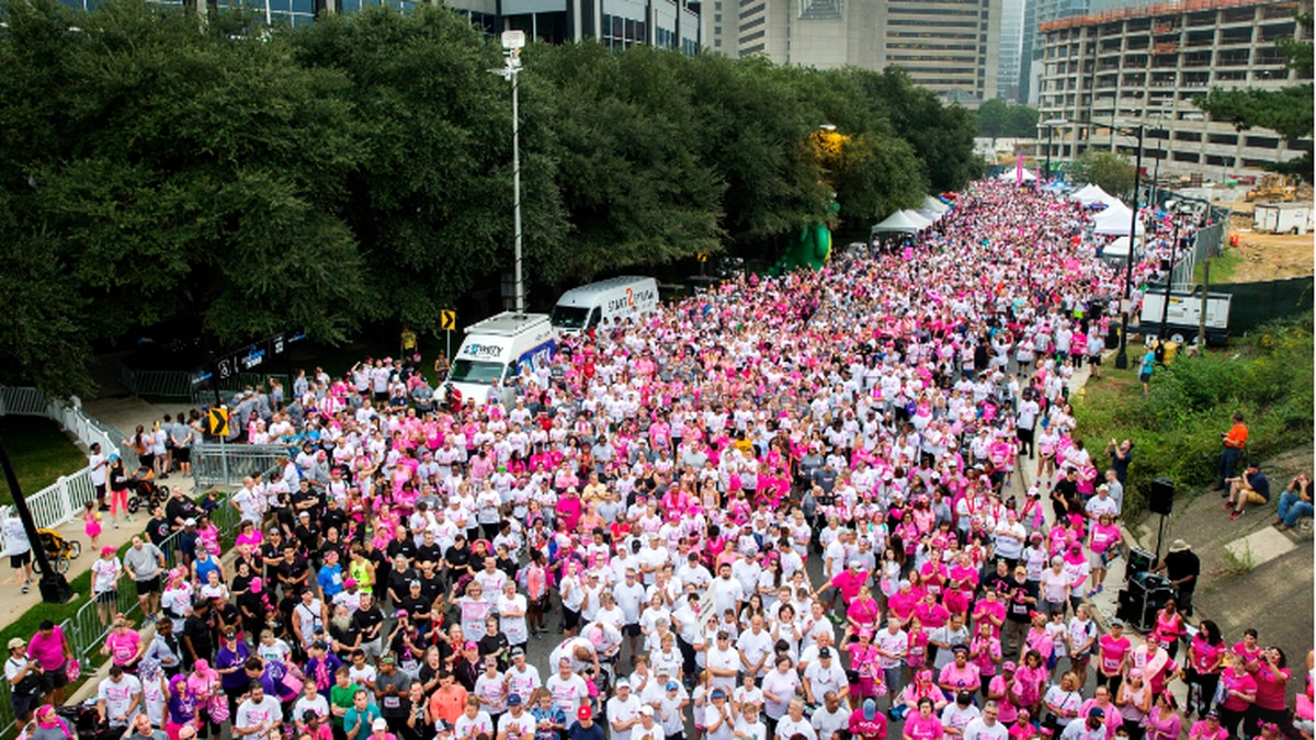 Komen Charlotte: 'Race for the Cure' raises more than $1 million for breast cancer research
