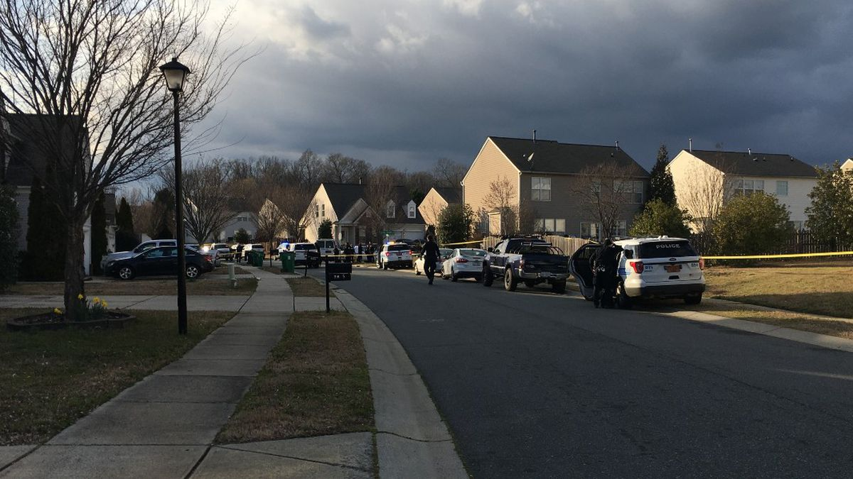Person dies after being shot in front of home in north Charlotte