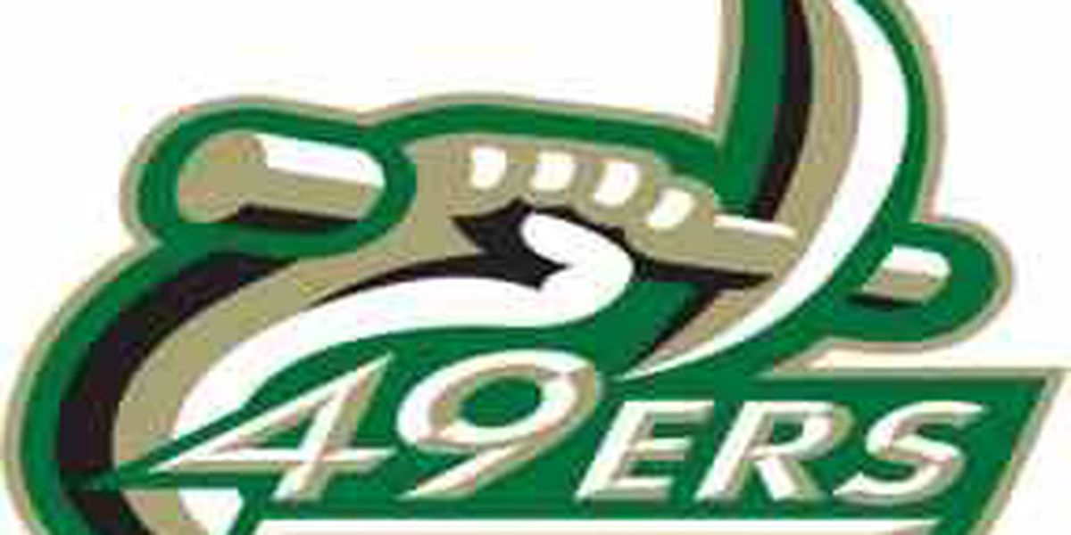14th-ranked Charlotte suffers first home loss of season