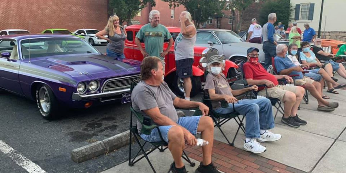 Police chief says no problems with downtown cruising over the weekend in Salisbury
