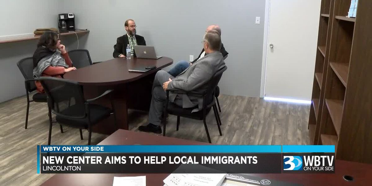 Center looks to help immigrants, first of its kind in Lincolnton