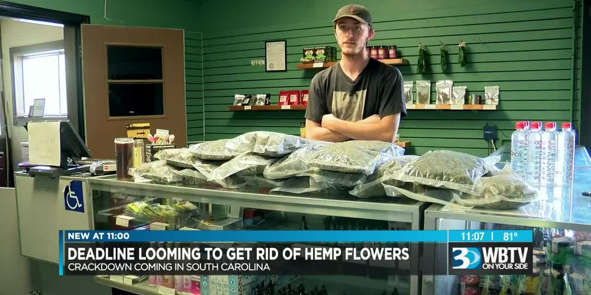 York Co. CBD shops toss tens of thousands of dollars in product before midnight deadline