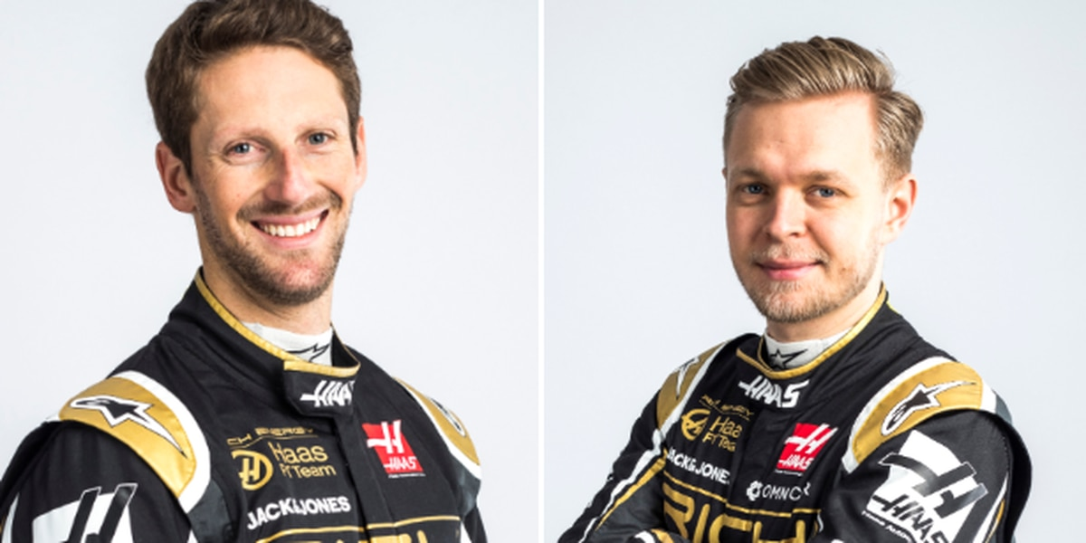 Kannapolis-based Haas F1 Team to keep current drivers for 2020 campaign