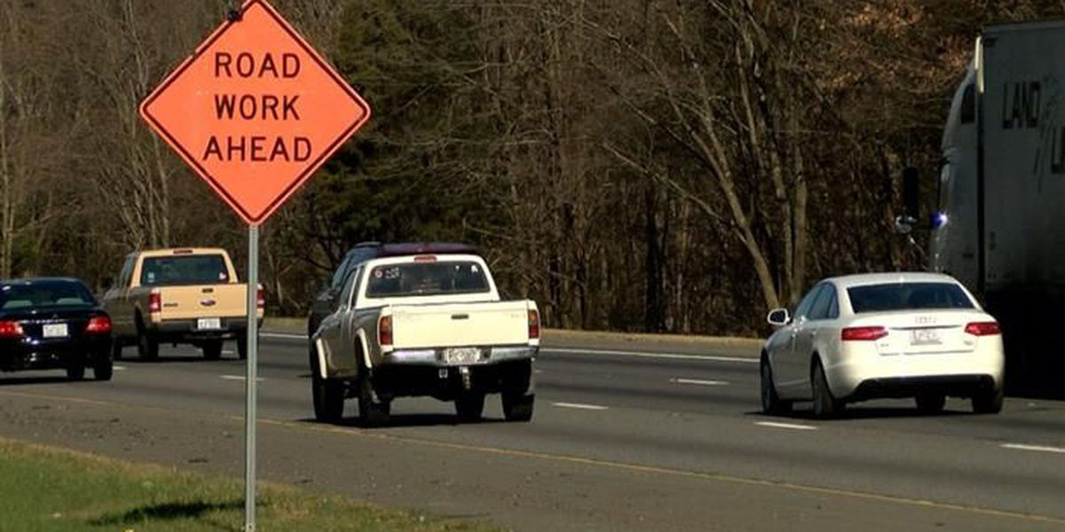 Concord road work set for next week