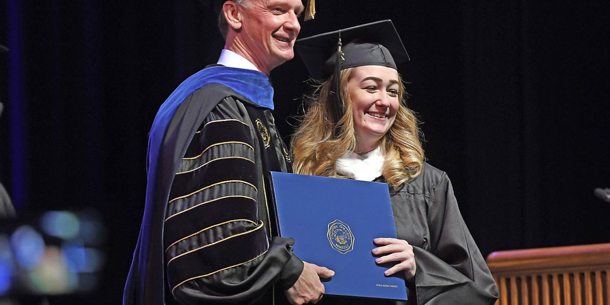 Catawba College awards degrees at annual commencement