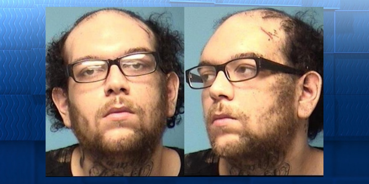 Elyria police: Man starved dog to death after it 'messed' with his marijuana plants