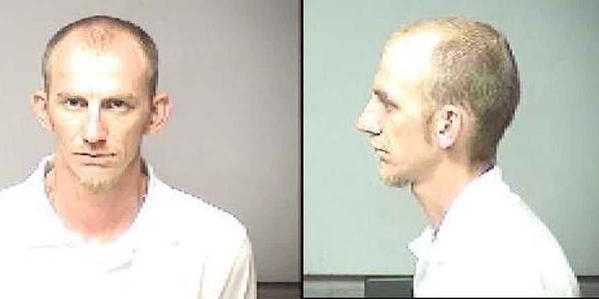 Statesville man accused of breaking into church, stealing offering money