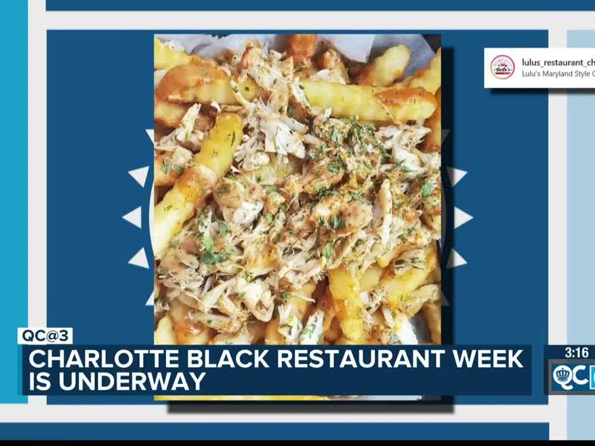 Charlotte Black Restaurant Week Is Underway