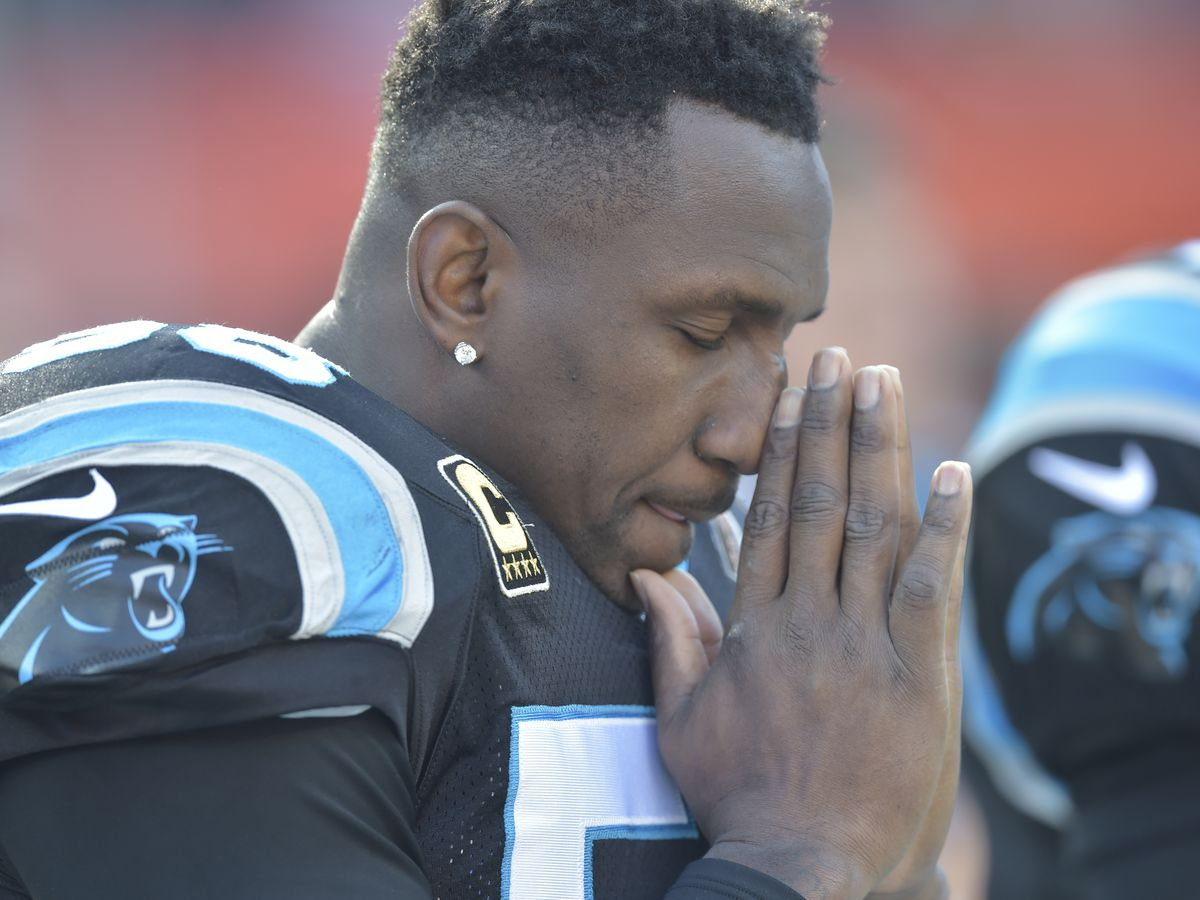 'The time has finally come': Thomas Davis to sign one-day contract and retire as a Carolina Panther
