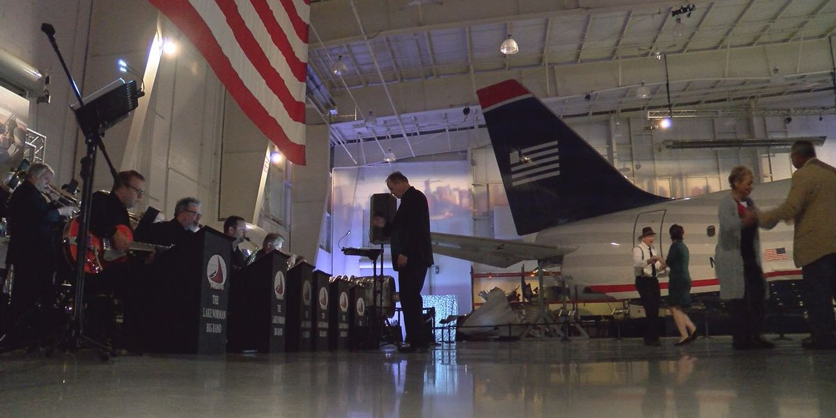 Queen City Honor Flight hosts 'sweetheart dance' to raise money, awareness for veterans' trips to DC