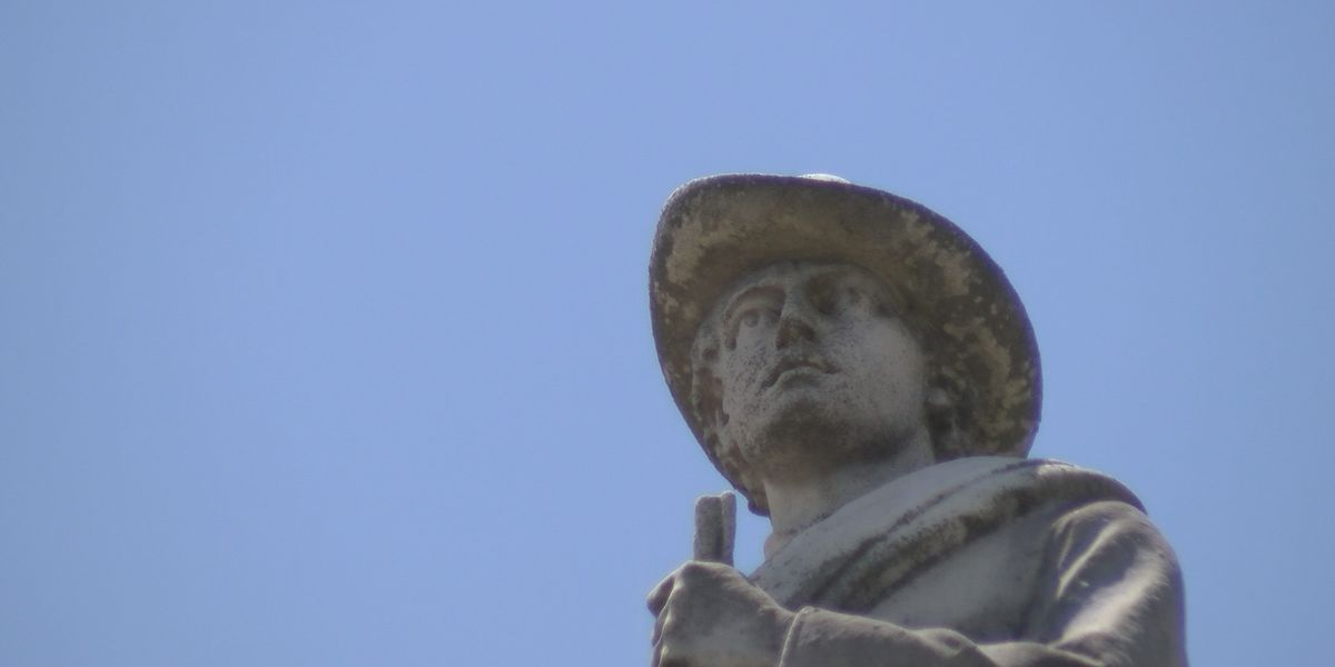 Committee set to determine future of Confederate statue in Gaston Co., more protests call to remove it