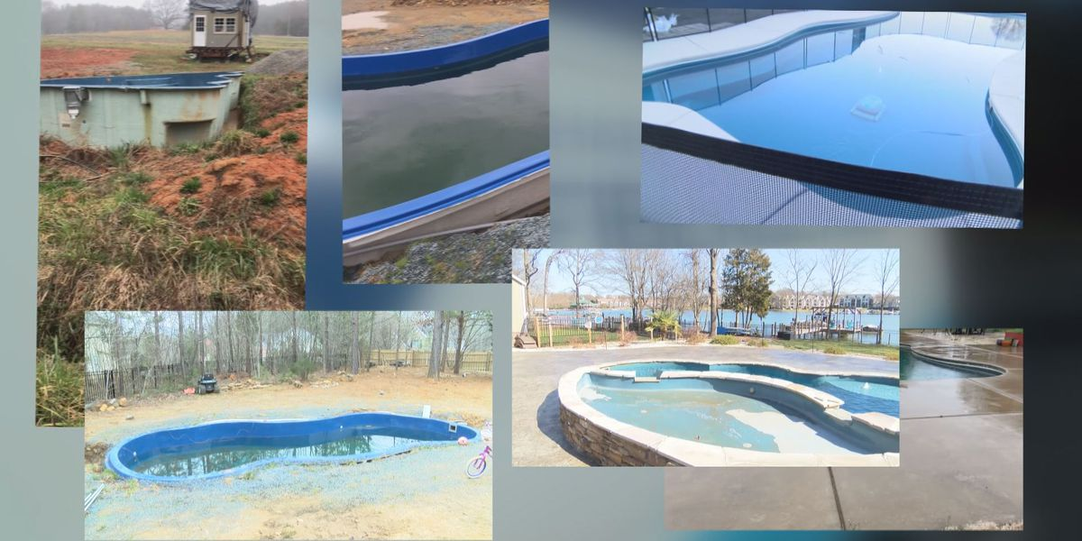 Matthews pool company being investigated after dozens of customers complain