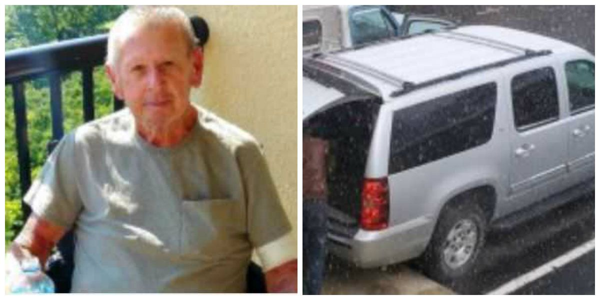 Walhalla Police searching for endangered 79-year-old possibly heading to Florida