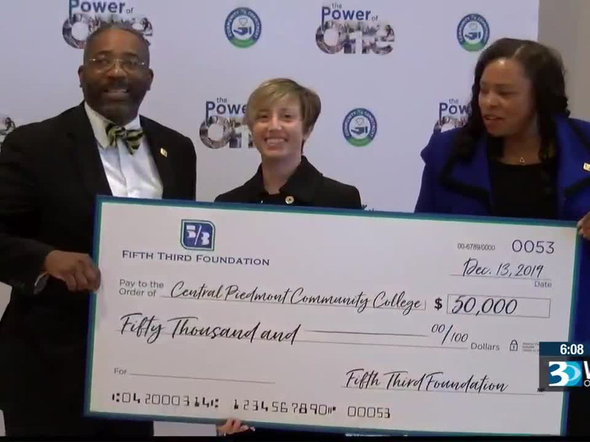 Fifth Third Bank Hands out $200,000 in Grants