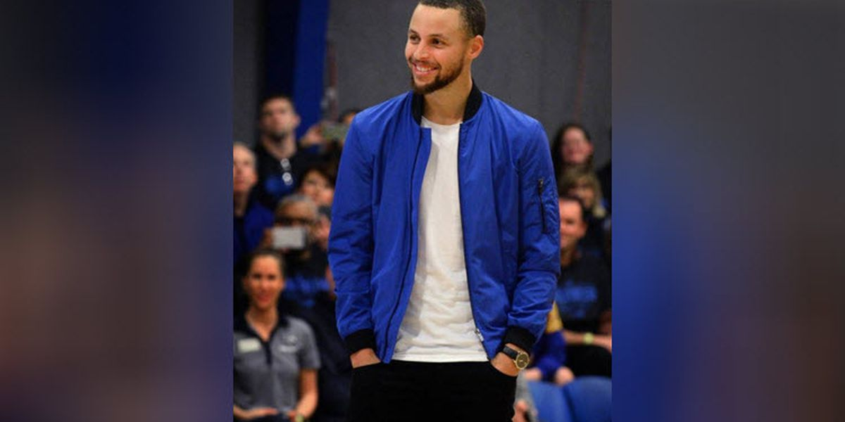 Stephen Curry to start new travel basketball team in Charlotte