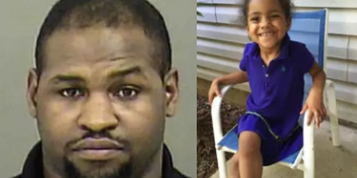 Man pleads guilty to killing girlfriend's daughter on Christmas Eve