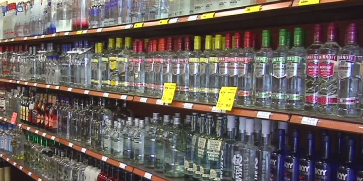 Senior hour at the liquor store? Now happening in Mecklenburg County.