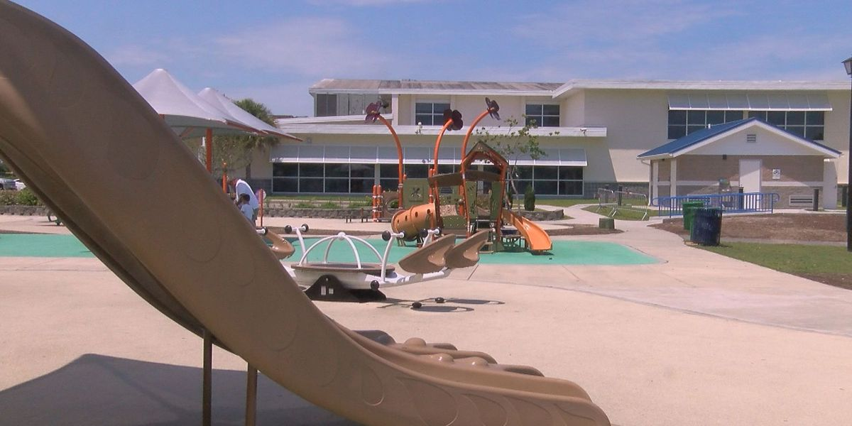 Beware during heat wave: Playground equipment can cause 2nd, 3rd-degree burns