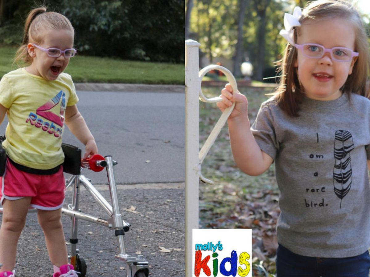 Molly's Kids: 2nd annual World Rare Disease Day rally in Charlotte