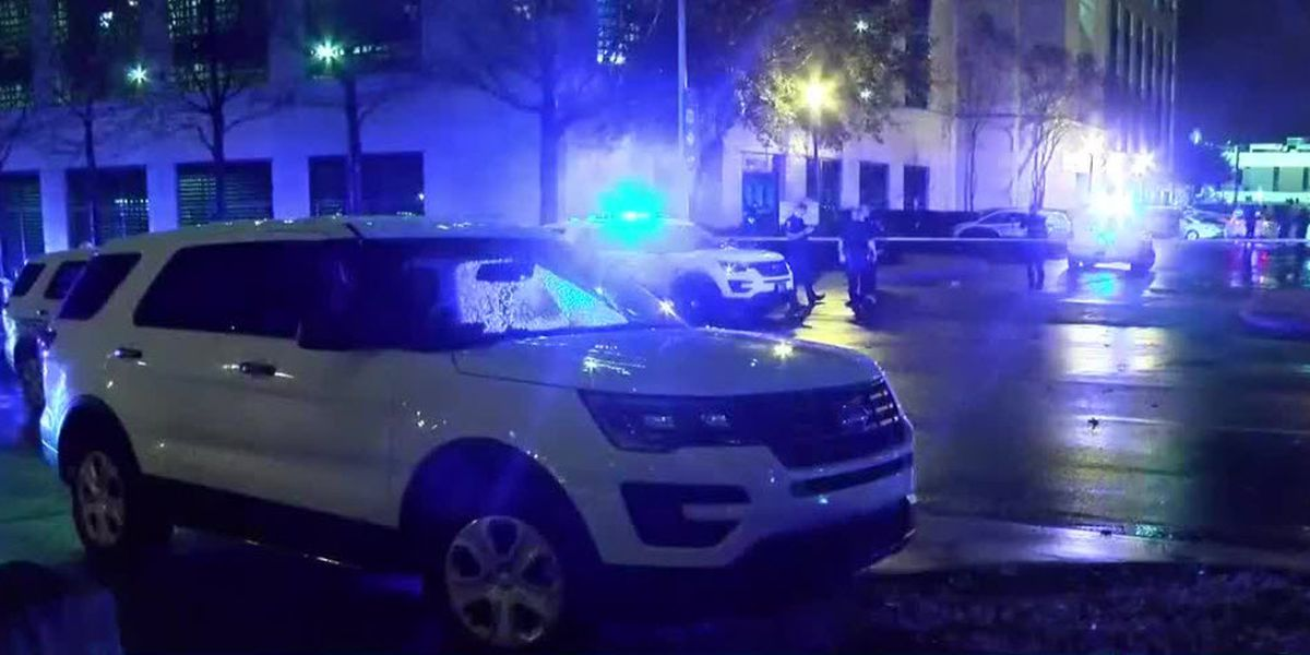 Looking back one year after CMPD officers ambushed at headquarters