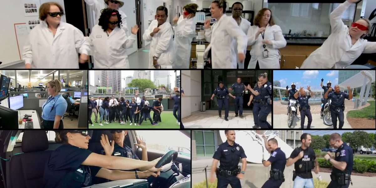 Vote for CMPD in nationwide lip sync challenge