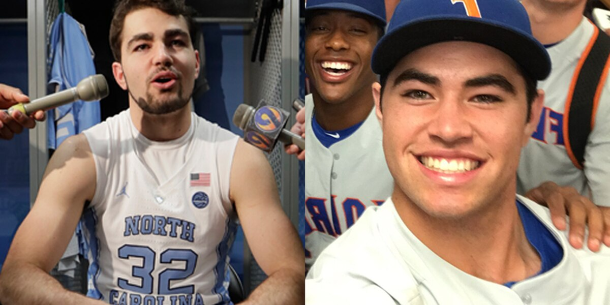 An a-Maye-zing year: Cole Maye wins baseball national title (Florida) after brother Luke (UNC) wins in basketball