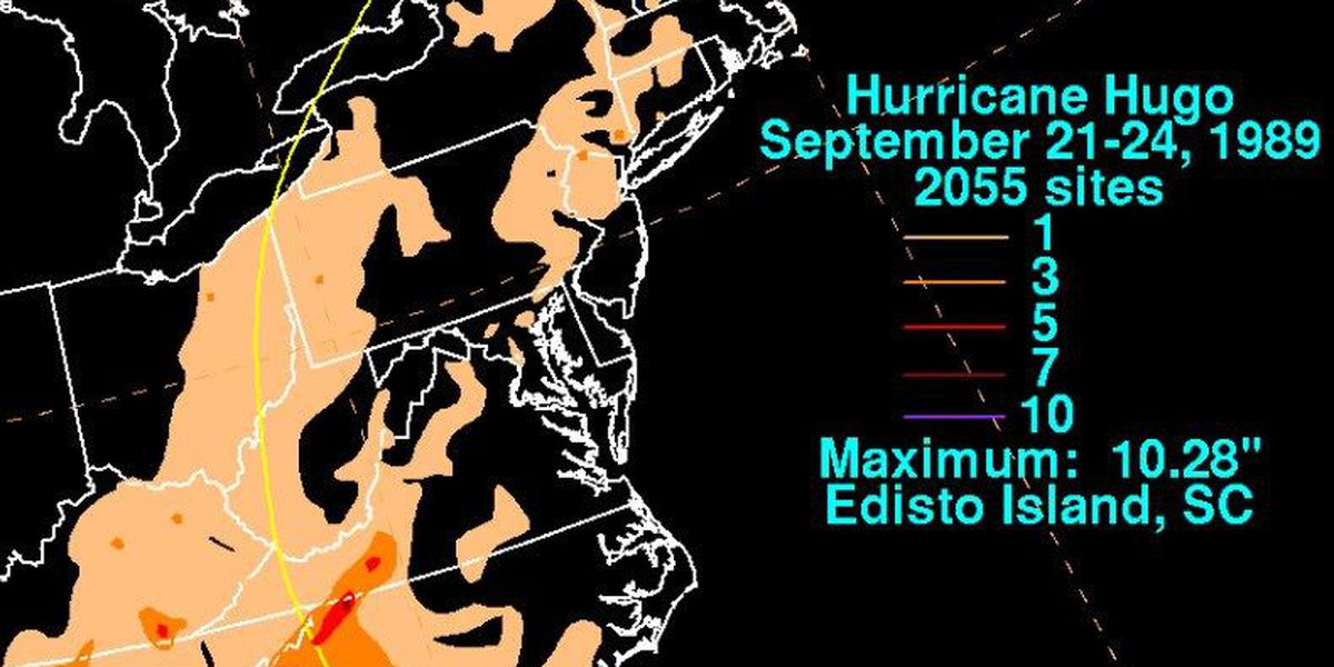 BLOG: Was this past weekend's weather worse than a hurricane?