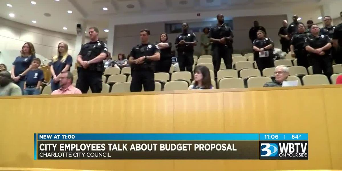 Charlotte city employees praise budget, seek some changes