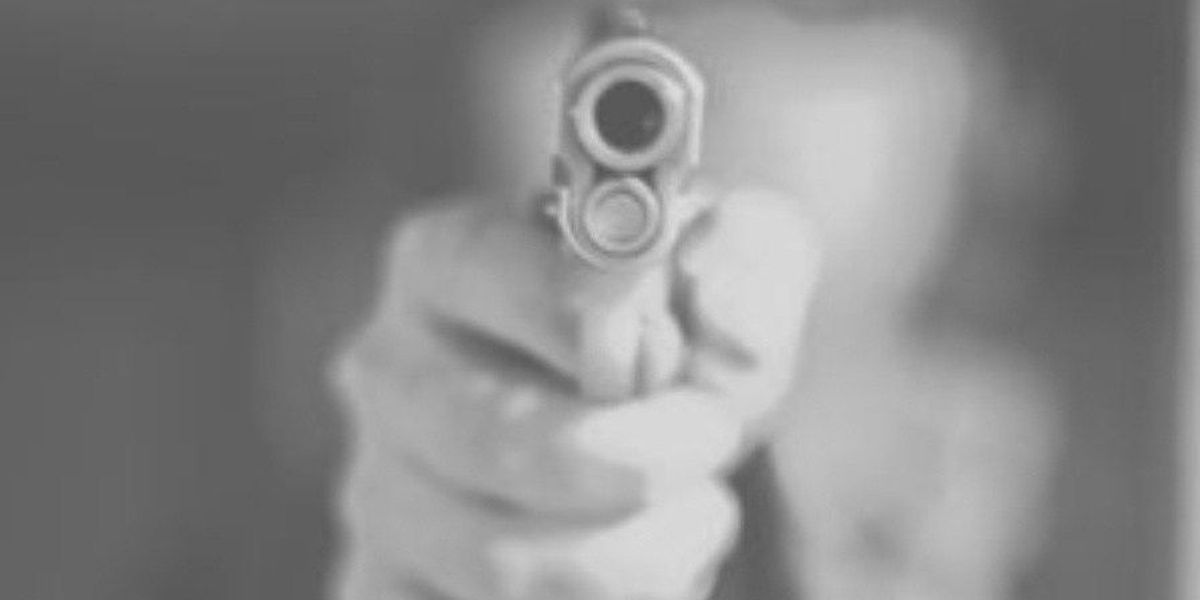 Woman being choked by boyfriend is saved when son gets gun, daughter shoots, kills man