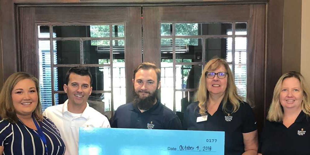 South State Bank makes big donation to Nazareth Child & Family Connection
