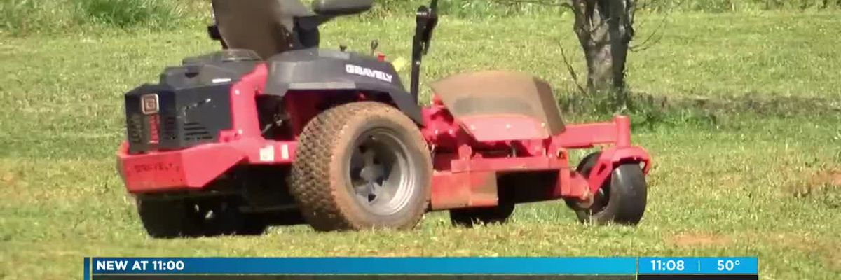 Neighbor raising money to help 8-year-old seriously injured in lawnmower accident