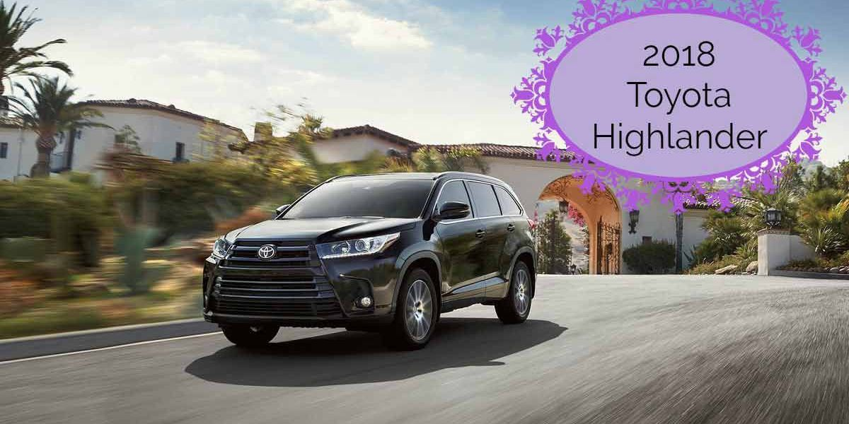 The new 2018 Toyota Highlander is here at Toyota of North Charlotte