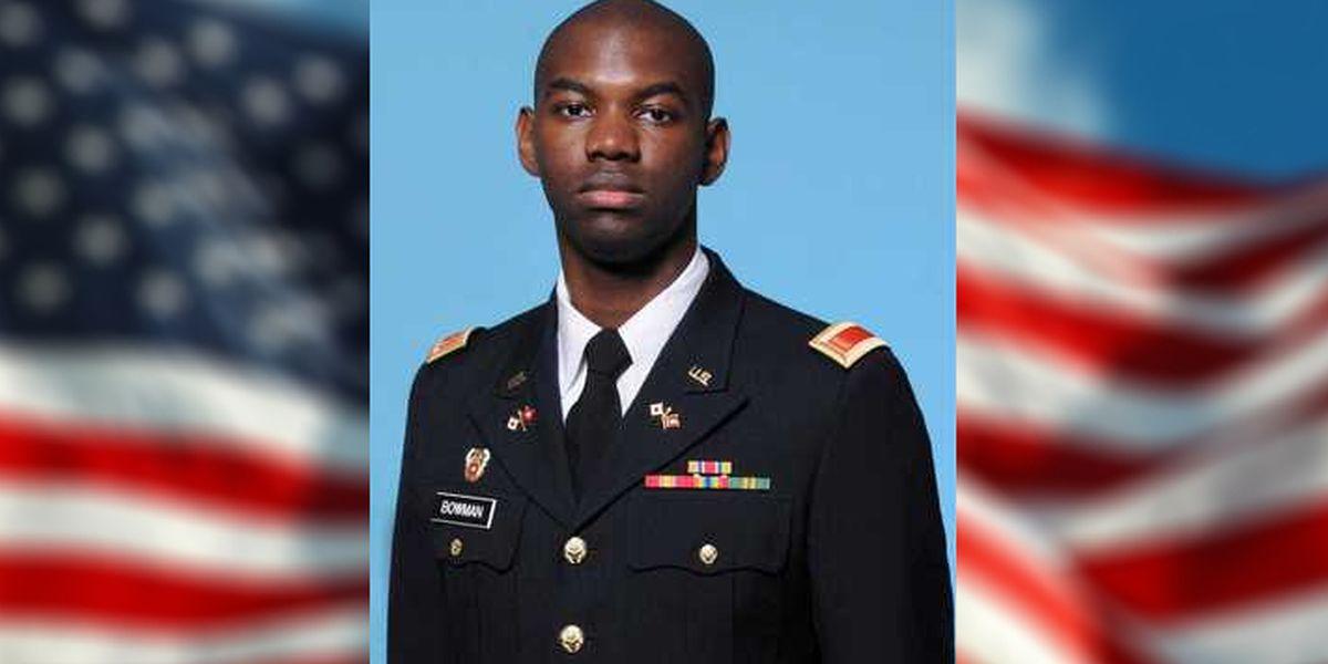 South Carolina soldier dies in Afghanistan