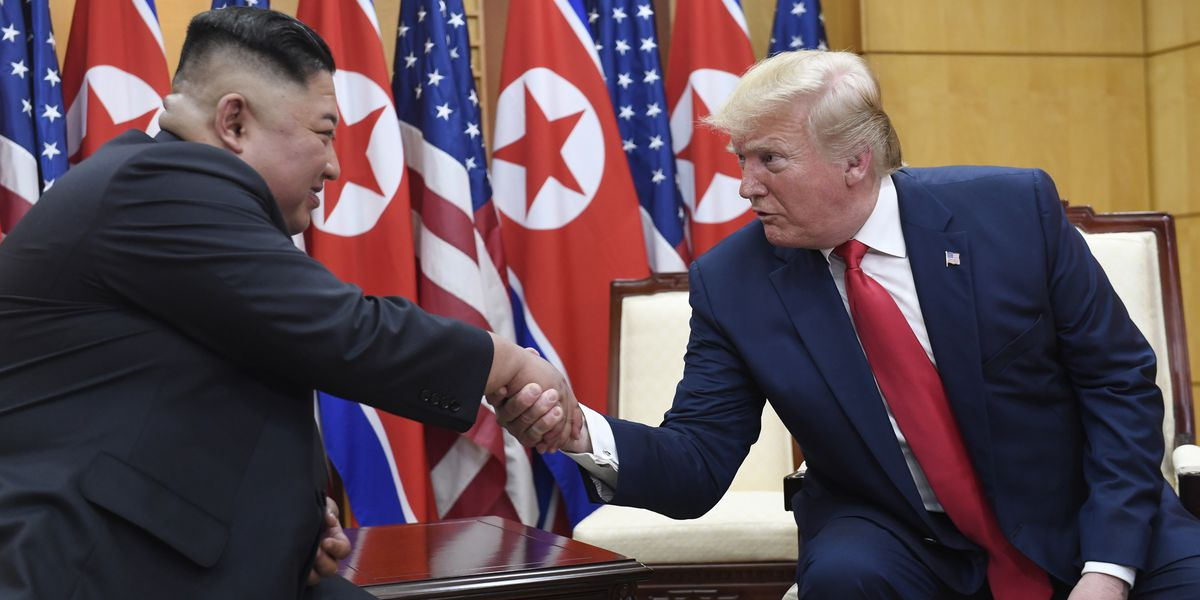 N. Korea says Trump's letter offers anti-coronavirus cooperation