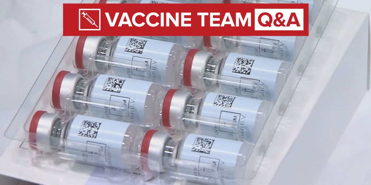 VACCINE TEAM: Will my upcoming appointment to get the J&J vaccine be canceled?