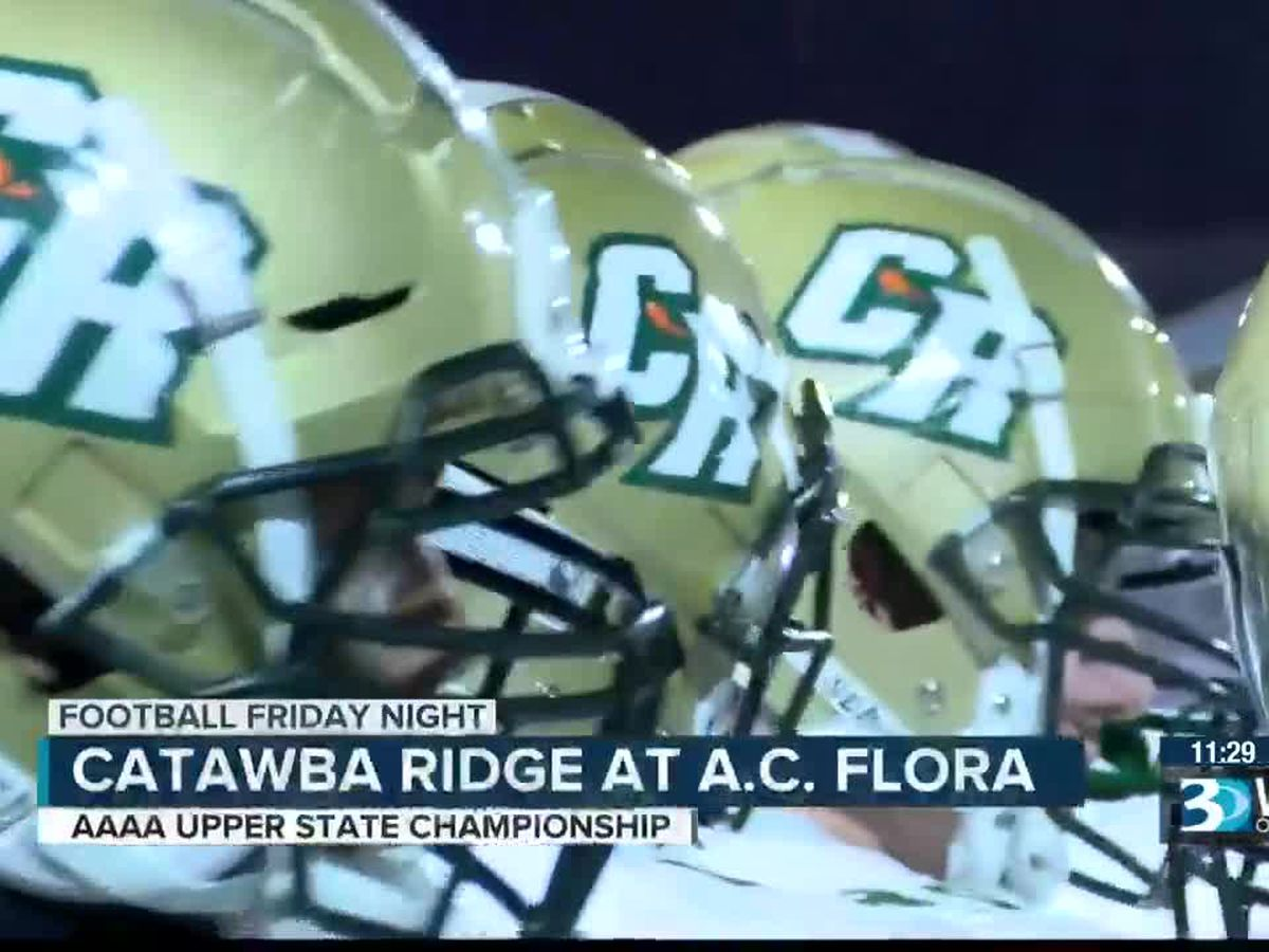 Catawba Ridge at A.C. Flora