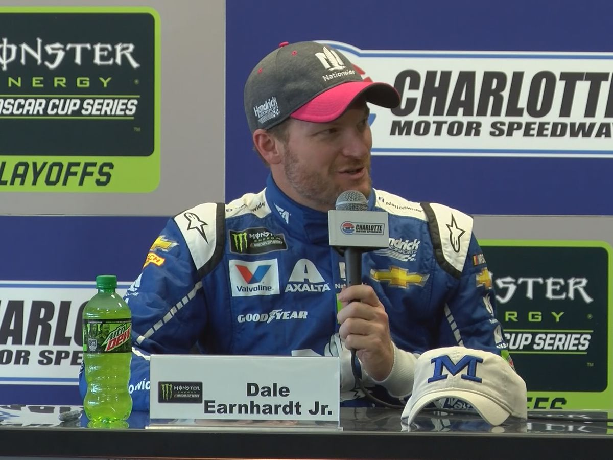 Mooresville race fans relieved that Dale Earnhardt Jr., family survived crash