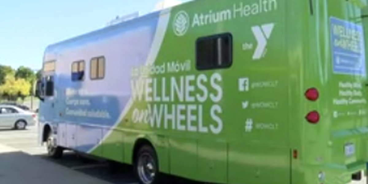 YMCA and Atrium team up for Wellness on Wheels mobile unit