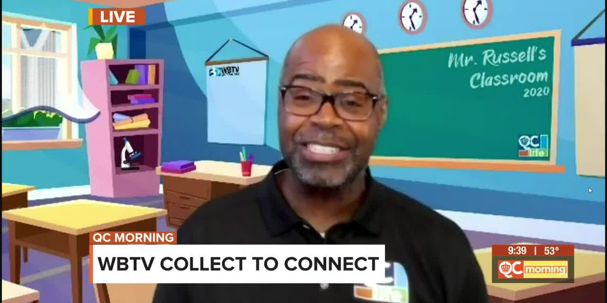 Mr. Russell's Classroom: Collect To Connect