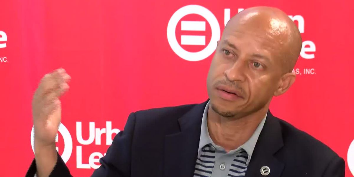 CEO of Urban League of Central Carolinas talks about economic mobility